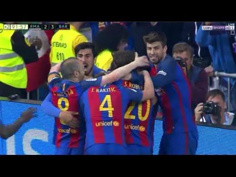 المغرب اليوم  - شاهد  هدف ميسي القاتل في مرمى ريال مدريد