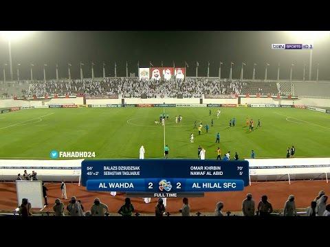 المغرب اليوم  - شاهد أهداف الهلال والوحدة في دوري أبطال آسيا