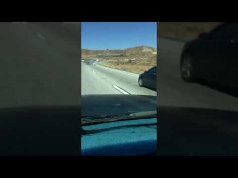 المغرب اليوم  - شاحنة تسحل سيارة ملاكي بسائقها أكثر من 6 كيلو مترات