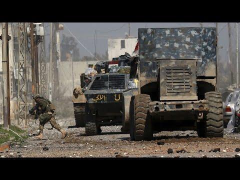 المغرب اليوم  - عملية عسكرية لتحرير قضاء الحضر في الموصل