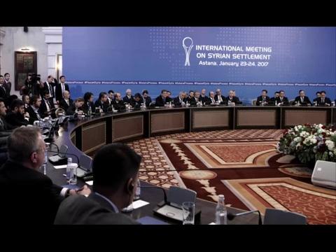 المغرب اليوم  - جولة مفاوضات سورية جديدة في أستانا في 3 أيار