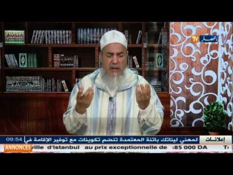 المغرب اليوم  - نصيحة الشيخ شمس الدين لرئيس لجنة مراقبة الانتخابات عبد الوهاب دربال
