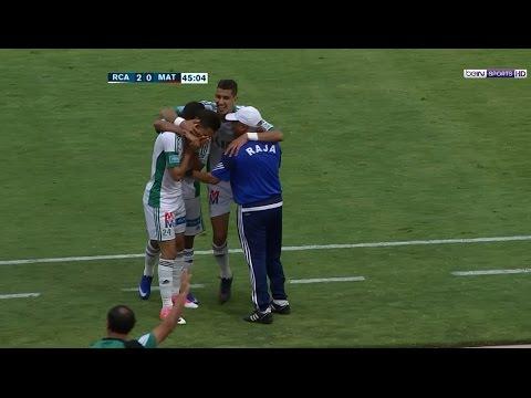 المغرب اليوم  - شاهد أهداف مباراة الرجاء والمغرب التطواني