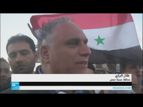 المغرب اليوم  - بالفيديو محافظ حمص يعلن انتهاء الوجود المسلح في المدينة
