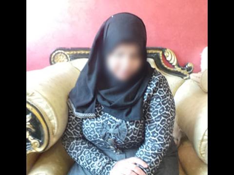 المغرب اليوم  - بالفيديو  مصرية تروي تفاصيل اغتصابها أمام زوجها وأبنائها