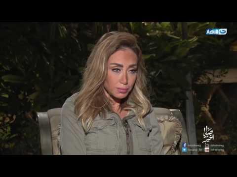 المغرب اليوم  - بالفيديو  ريم البارودي تكشف عن مفاجأة في علاقة سمية الخشاب بأحمد سعد