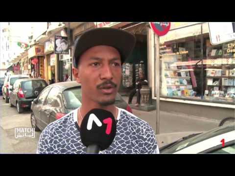 المغرب اليوم  - شاهد ارتياح الجمهور الودادي والعين على أبطال أفريقيا