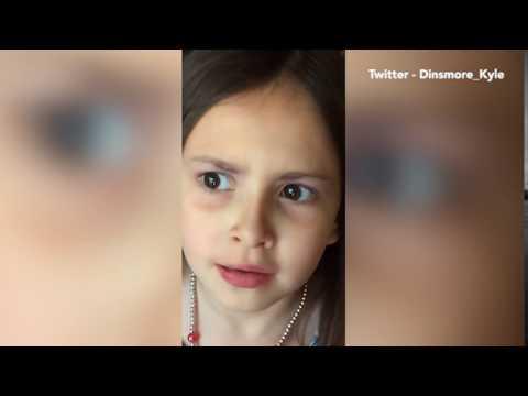 المغرب اليوم  - ثقة طفلة في نفسها تشعل مواقع التواصل