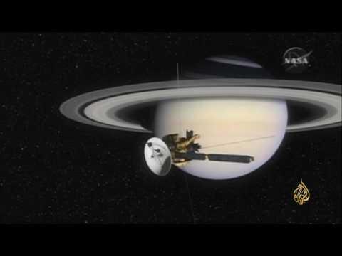 المغرب اليوم  - شاهد المركبة الفضائية كاسيني تنهي مهمتها إلى كوكب زحل