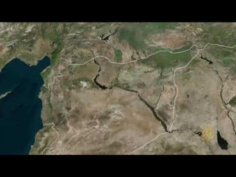 المغرب اليوم  - شاهد موجة نزوح واسعة من الرقة