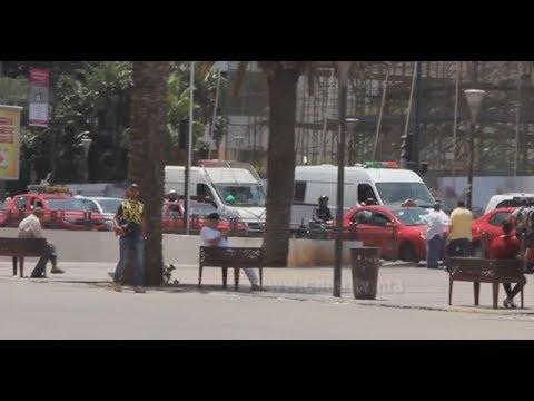 المغرب اليوم  - شاهد مثول 4 من رفاق الزفزافي أمام الوكيل العام للملك