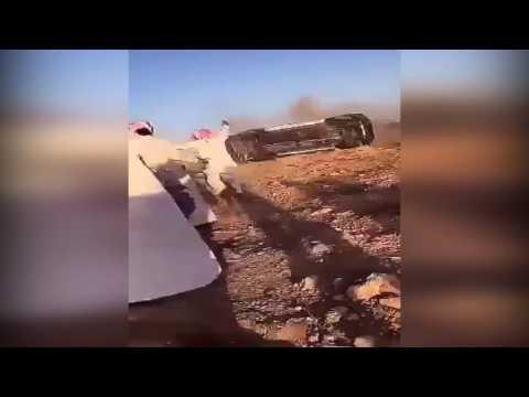 المغرب اليوم  - العناية الإلهية تنقذ شابا من حادث سير مروع