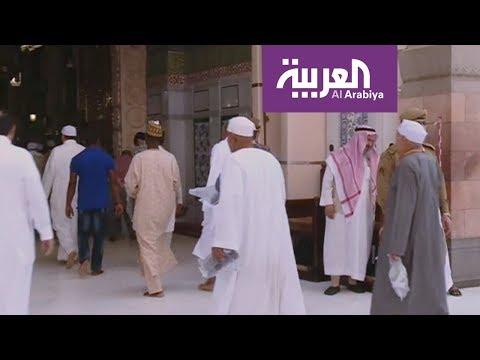 المغرب اليوم  - 160 بابًا في المسجد النبوي تخضع لرقابة ميدانية