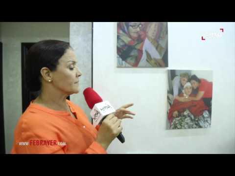 المغرب اليوم  - دموع سعاد الحسن والدة المصطفى في سيت كوم الخاوة