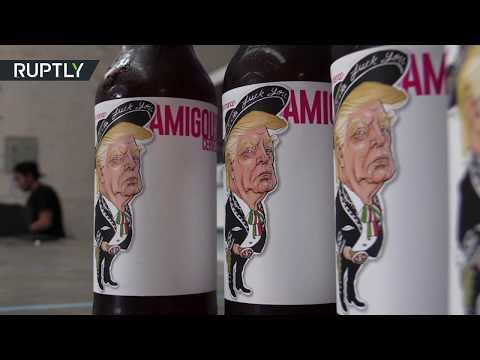 المغرب اليوم  - ترامب أحدث أنواع الدعاية لـبيرة الأصدقاء في المكسيك