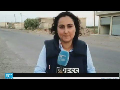 المغرب اليوم  - شاهد قوات سورية الديمقراطية تتقدم ببطء داخل الرقة