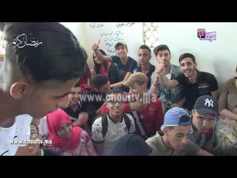 المغرب اليوم  - شاهد أستاذ مغربي يحتفل مع طلبته بنتائج الثانوية العامة