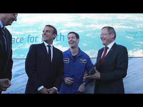 المغرب اليوم  - ابتكارات وطموحات لغزو الفضاء في معرض باريس للطيران