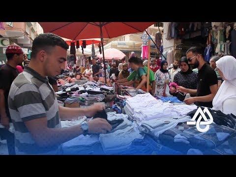 المغرب اليوم  - شاهد رواج تجاري ملحوظ في أسواق الناظور