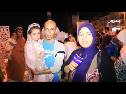 المغرب اليوم  - شاهد أجواء ليلة القدر في مدينة طنجة