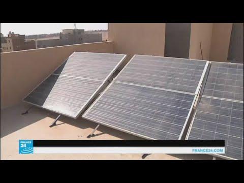 المغرب اليوم  - ارتفاع أسعار الكهرباء دفع سكان القاهرة إلى اللجوء للطاقة الشمسية