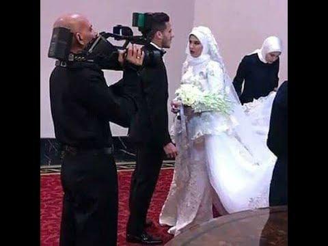 المغرب اليوم  - شاهد أول لقطات من فرح رمضان صبحي