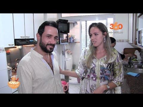 المغرب اليوم  - داني نور يؤكد أن زوجته تعلمت الطعام اللبناني
