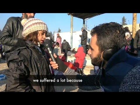 المغرب اليوم  - الفتاة السورية بانا العابد تحلم بالعودة إلى حلب