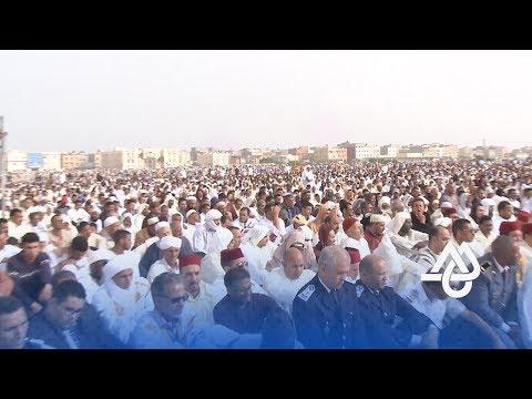 المغرب اليوم  - شاهد الاحتفال بعيد الفطر في الداخلة