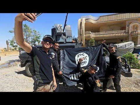 المغرب اليوم  - شاهد القوات العراقية على مرمى حجر من استرجاع الموصل