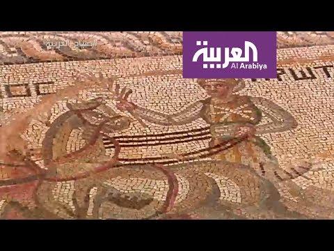 المغرب اليوم  - اكتشاف فسيفساء يعود تاريخها إلى القرن الرابع قبل الميلاد