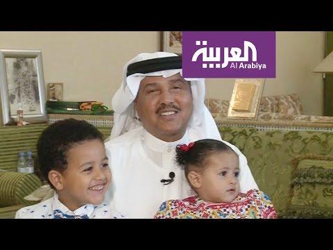 المغرب اليوم  - شاهد أبناء محمد عبده مطربون بالفطرة