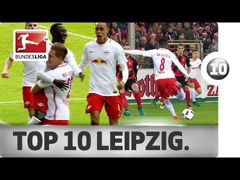 المغرب اليوم  - شاهد  أبرز أهداف فريق لايبزيج في الدوري الألماني