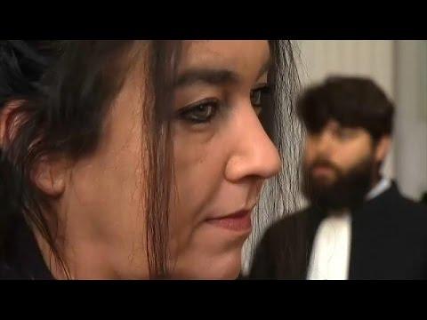 المغرب اليوم  - شاهد عاشقة المهاجر الإيراني في كاليه تنجو من السجن