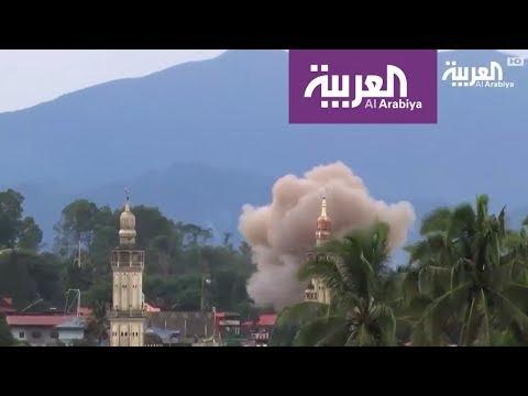 المغرب اليوم  - شاهد مقتل 27 مدنيًا في معارك مع داعش في ماراوي