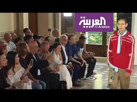 المغرب اليوم  - افتتاح دار فالنتينو للأزياء td أسبوع الموضة الباريسي