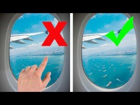 المغرب اليوم  - 10 أشياء لا يجل فعلها عند ركوب الطائرة