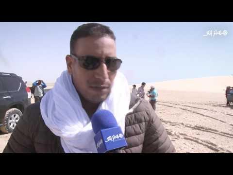 المغرب اليوم  - مصطافون يدلون بشهادات من شاطئ بورتوريكو في الداخلة