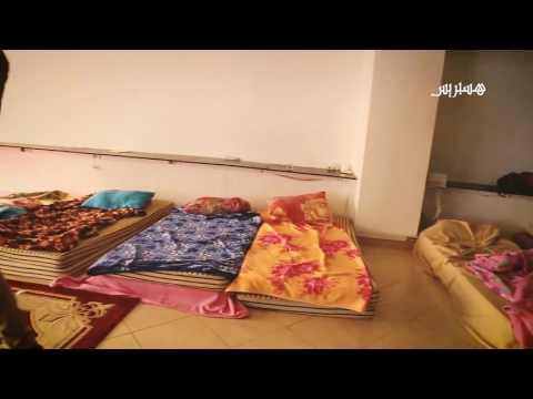 المغرب اليوم  - شاهد لحظة اقتحام مقر نقابة الاتحاد العام للشغالين