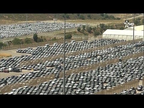 المغرب اليوم  - مصنع renault طنجة يحتفل بإنتاج السيارة رقم المليون