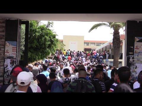 المغرب اليوم  - طلبة يتحدثون عن سهولة الامتحانات الاستدراكية