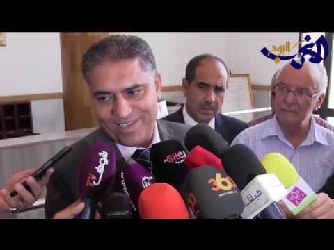 المغرب اليوم  - شاهد مراقب عام الدار البيضاء يتحدث عن تسليم اللوحة الأثرية
