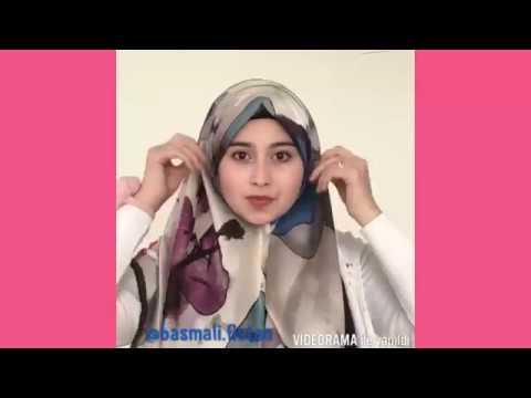 المغرب اليوم  - بالفيديو  أفضل وأحدث لفات الحجاب التركية في 2017