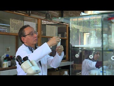 المغرب اليوم  - بالفيديو  عالم مغربي يأمل التصدي للجراثيم المقاومة للمضادات الحيوية