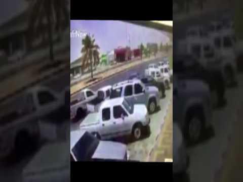 المغرب اليوم  - شاهد لحظة سرقة سيارة تركها صاحبها في وضع التشغيل