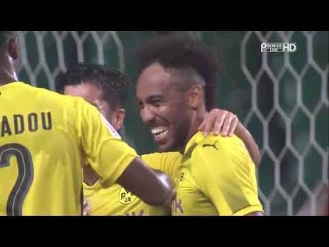 المغرب اليوم  - شاهد أفضل ما حدث في مباراة بروسيا دورتموند وإس ميلان