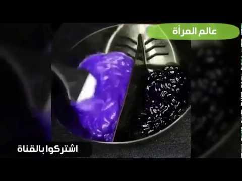 المغرب اليوم  - بالفيديو  طريقة لصبغ الشعر باللون الموف الرائع