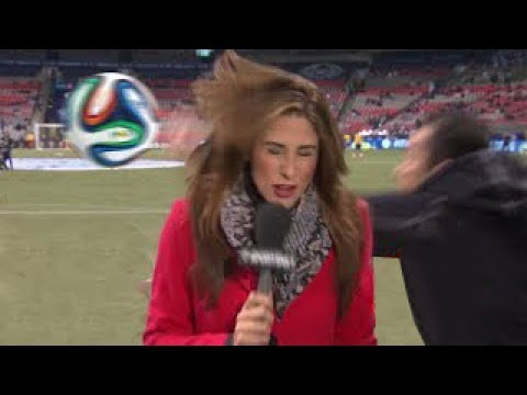 المغرب اليوم  - شاهد لحظات لا تُنسى حدثت على الهواء مباشرة