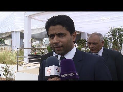 المغرب اليوم  - شاهد تقرير عن المناظرة الأفريقية لكرة القدم في الرباط