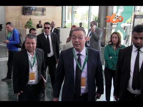 المغرب اليوم  - شاهد لقجع يكشف عن قرارات مهمة سيتم اتخاذها قريبًا